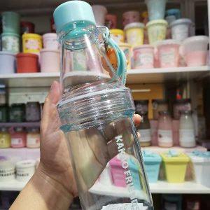 Bình nước nhựa ( mẫu mới 2021)