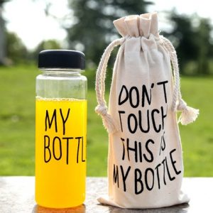 Bình nước nhựa my bottle