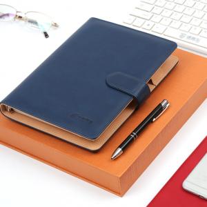 Sổ tay kèm sạc không dây + bút