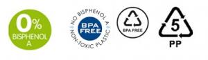 Nhựa Không chứ BPA ( BPA Free)