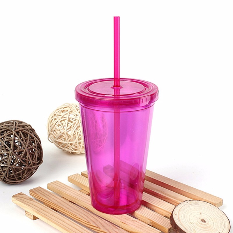 Double wall plastic cup 3