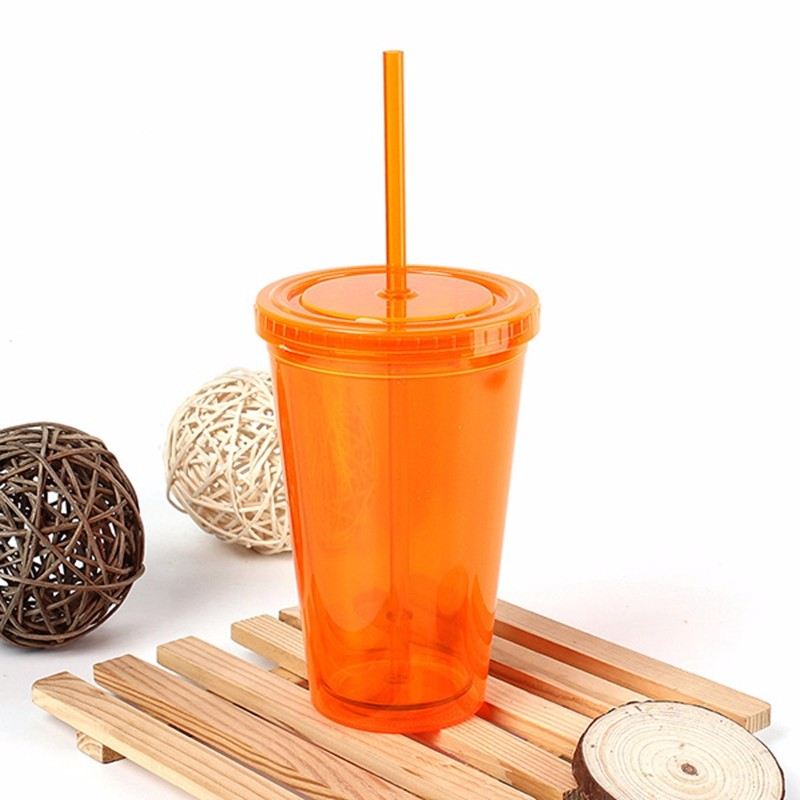 Double wall plastic cup 4
