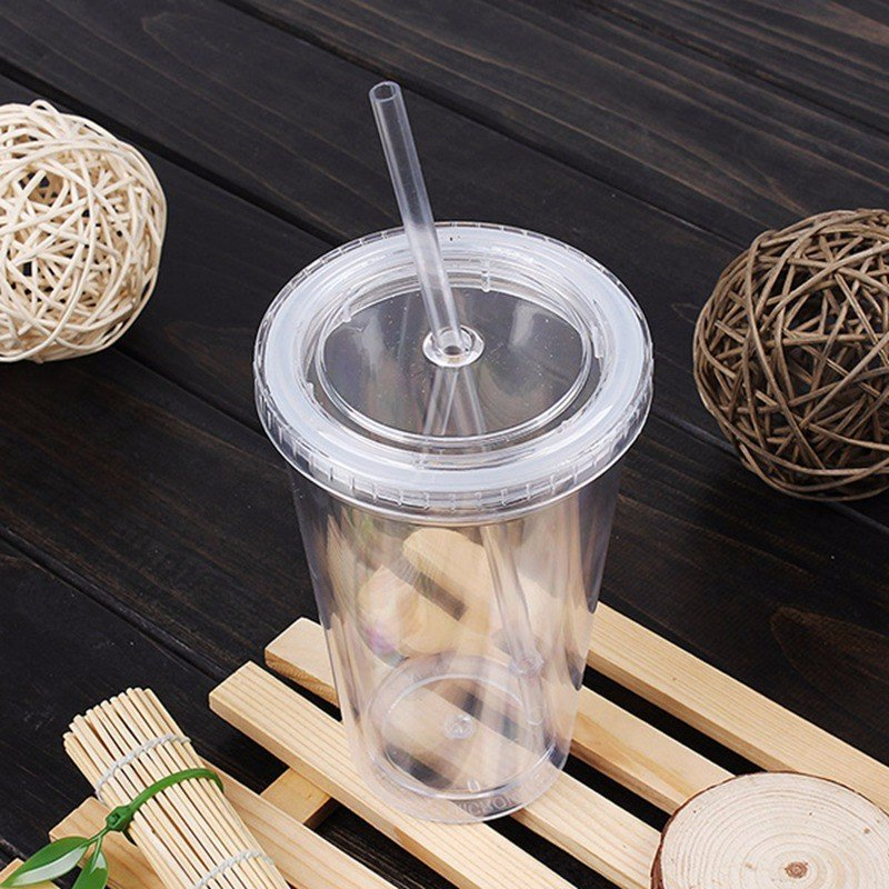 Double wall plastic cup 5