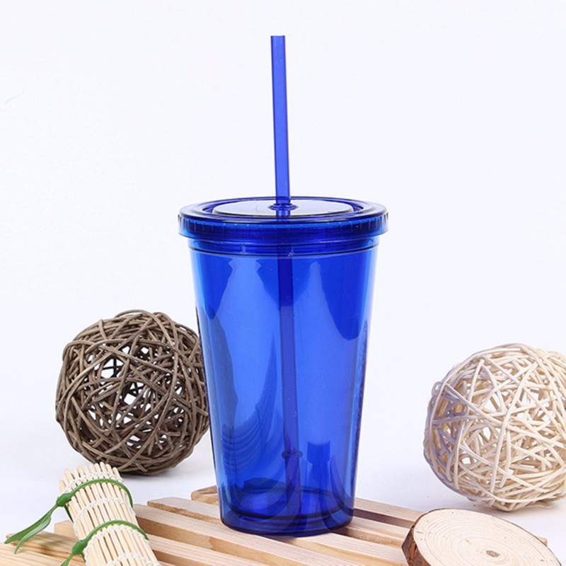 Double wall plastic cup 6