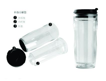Ly giữ nhiệt - ly 2 lớp - ly nhựa