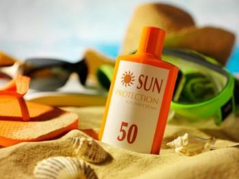 Logo kem chống nắng